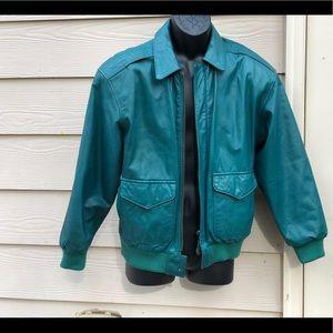 Men's Large Pelle Pelle leather jacket